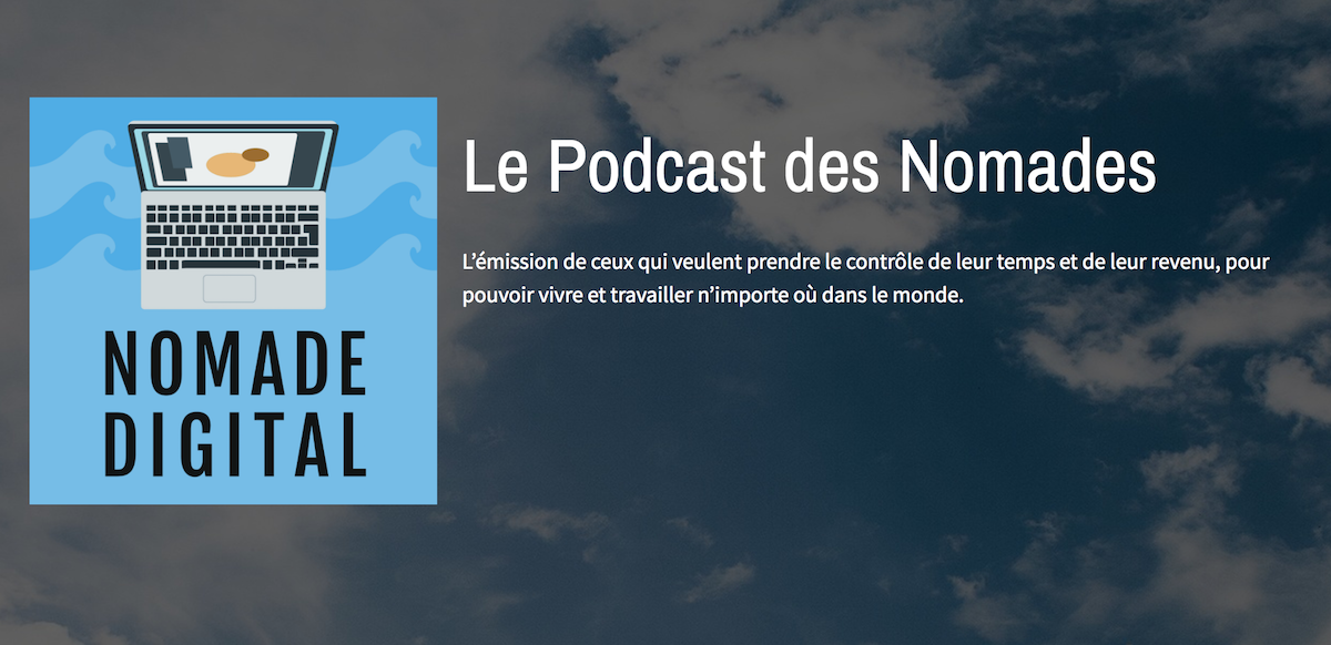 nomade digital podcasts