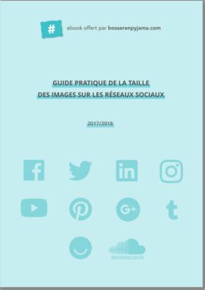 ebook taille reseaux sociaux