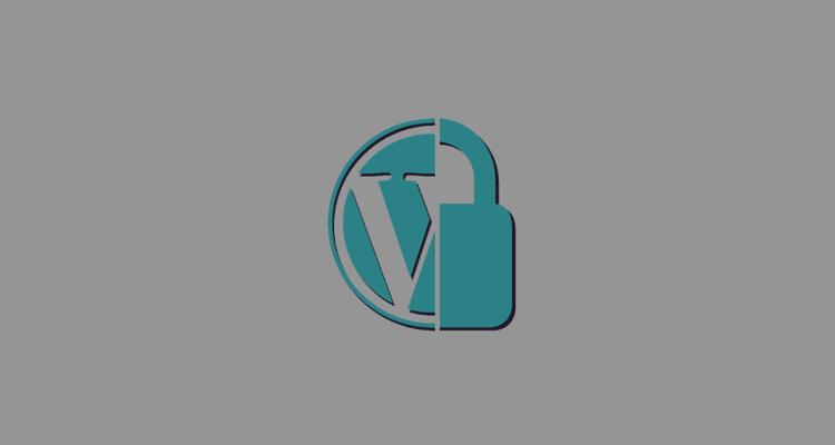 wordpress plugin sécurité