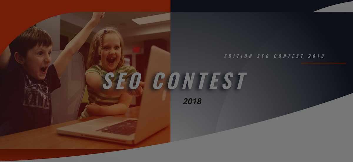 Concours SEO 2018